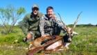 chasse a l antilope cervicarpe