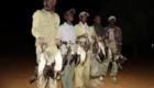 chasse gibier migrateur senegal