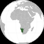chasse en namibie