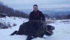 chasse en Roumanie